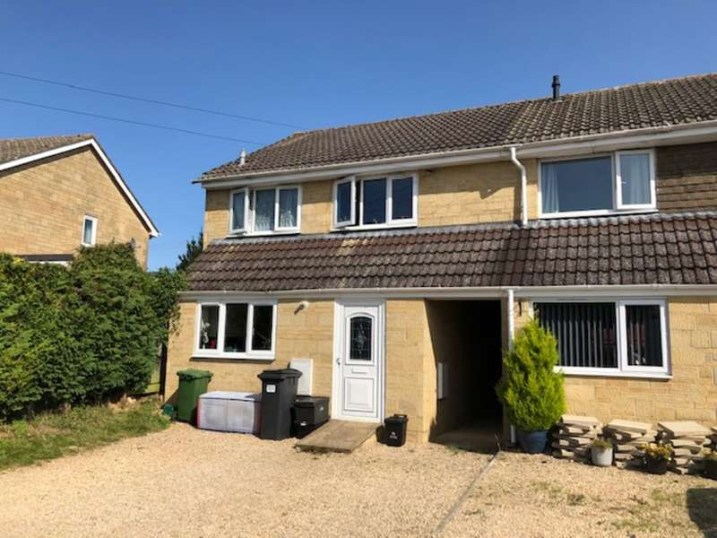 3 Bedrooms End Of Terrace House for sale in Aldsworth Close, Fairford