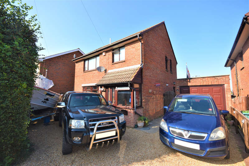 3 Bedrooms Detached House for sale in Whitepit Lane, Newport