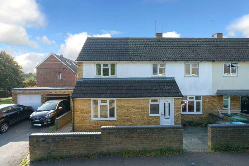 4 Bedrooms House for sale in Furlongs, Hemel Hempstead