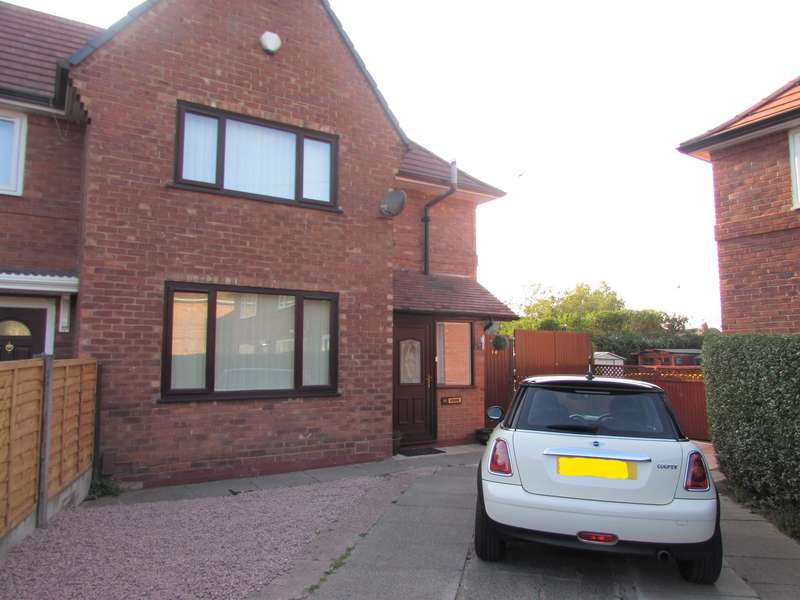 3 Bedrooms Semi Detached House for sale in Hopton Avenue, Manchester, M22