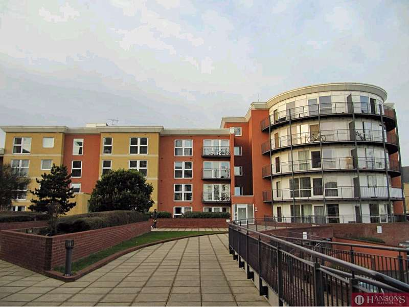 1 Bedroom Flat for sale in Monarch Way, Newbury Park, IG2