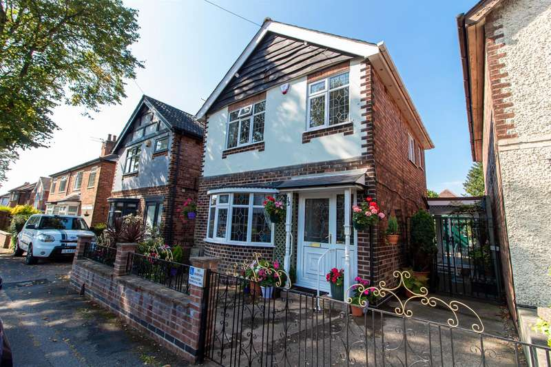 3 Bedrooms Detached House for sale in Fernleigh Avenue, Mapperley, Nottingham