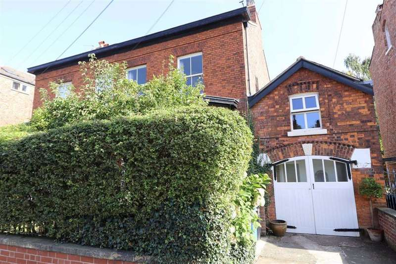 5 Bedrooms Semi Detached House for sale in Kenwood Road, Stretford, Trafford, M32