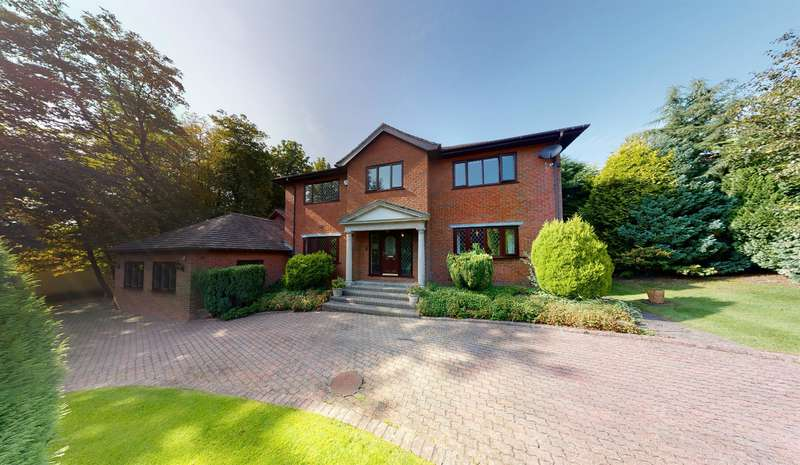 4 Bedrooms Detached House for sale in Princess Road, Lostock, Bolton, BL6 4DR