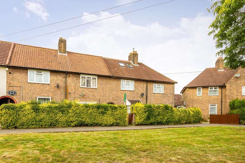 2 Bedrooms Terraced House for sale in Roundtable Road, Bromley, BR1