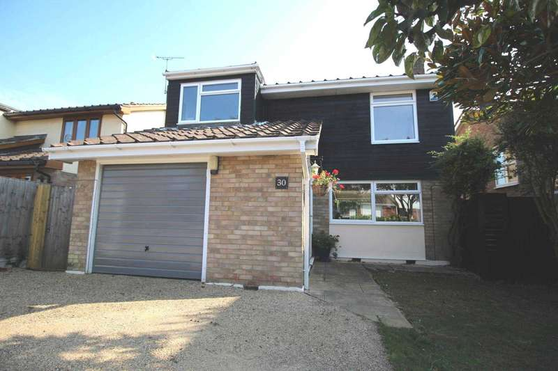 4 Bedrooms Detached House for sale in Harvey Road, Great Totham