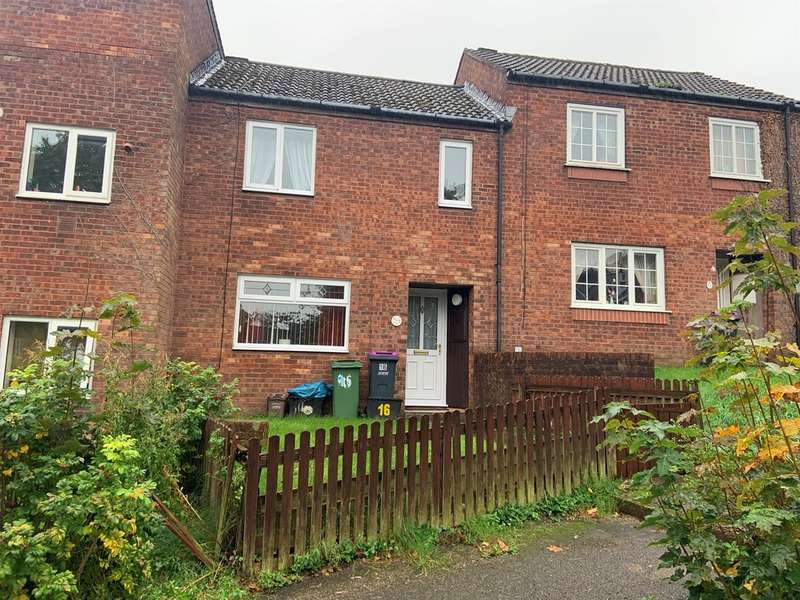 3 Bedrooms Terraced House for sale in Tern Court, Thornhill, Cwmbran