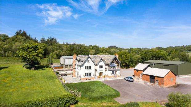 6 Bedrooms Detached House for sale in Toadpit Lane, West Hill, Ottery St. Mary, Devon
