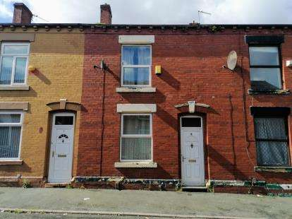 2 Bedrooms Terraced House for sale in Argus Street, Oldham, Greater Manchester