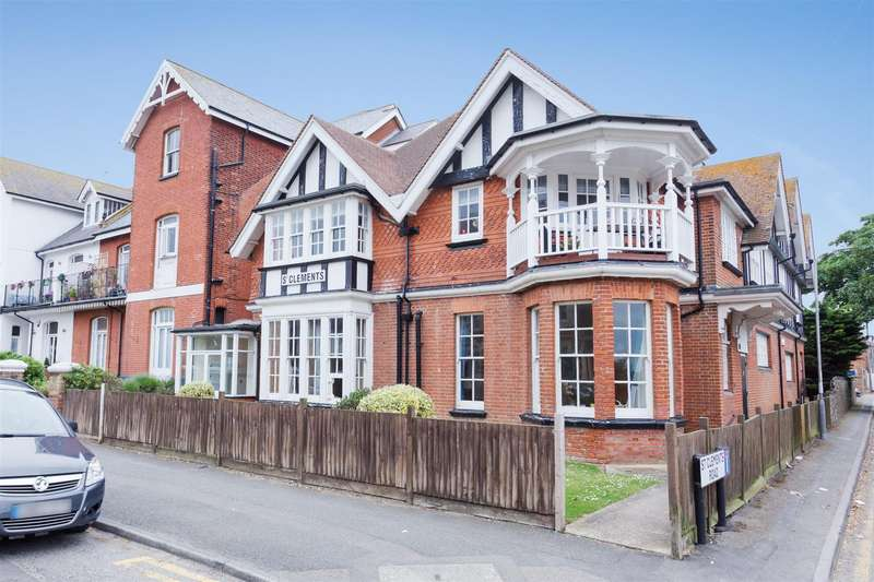 1 Bedroom Flat for sale in St. Mildreds Road, Westgate-On-Sea