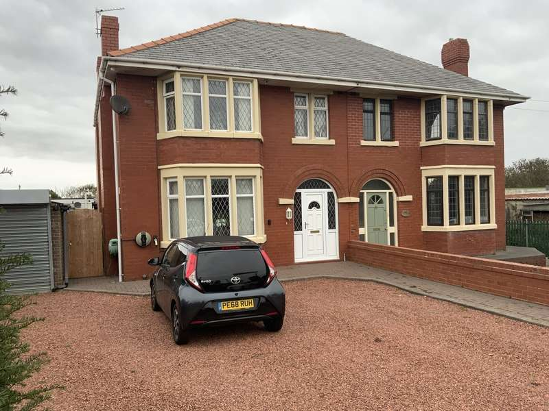 4 Bedrooms Semi Detached House for sale in Division Lane, Blackpool