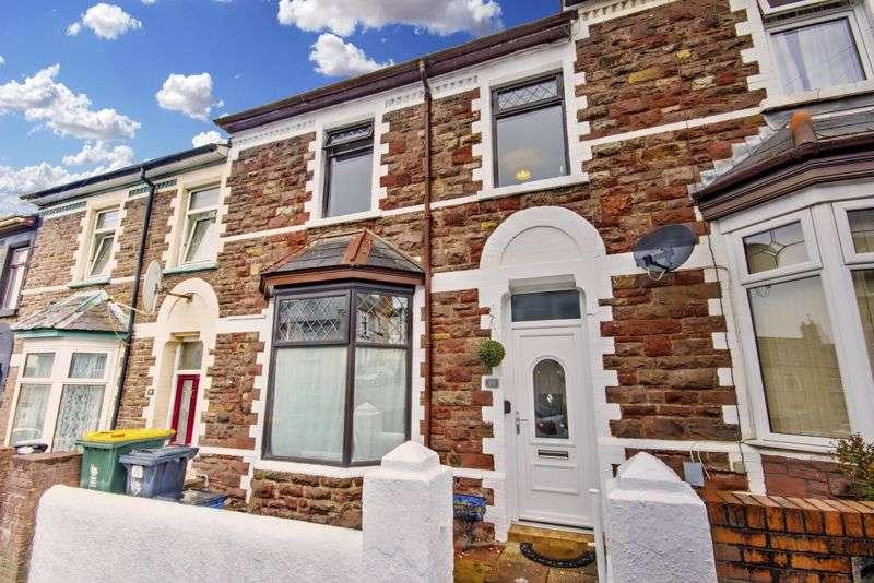 3 Bedrooms Property for sale in Belvedere Terrace, Newport