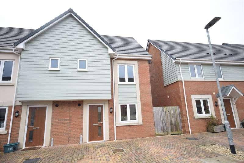 2 Bedrooms Semi Detached House for rent in Tylers Meadow, Torrington, Devon, EX38
