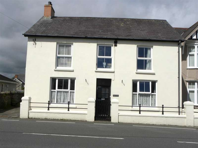 3 Bedrooms House for sale in Llanybydder