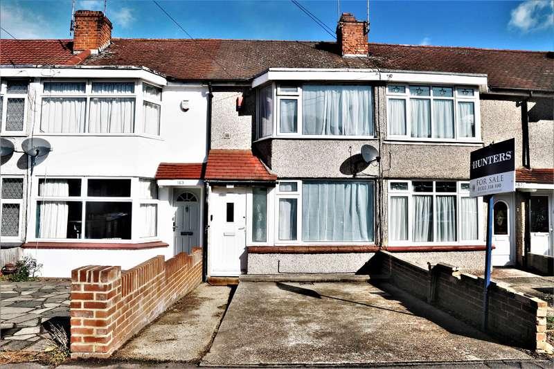 2 Bedrooms Terraced House for sale in Parkside Avenue , Barnehurst, Kent, DA7 6NP