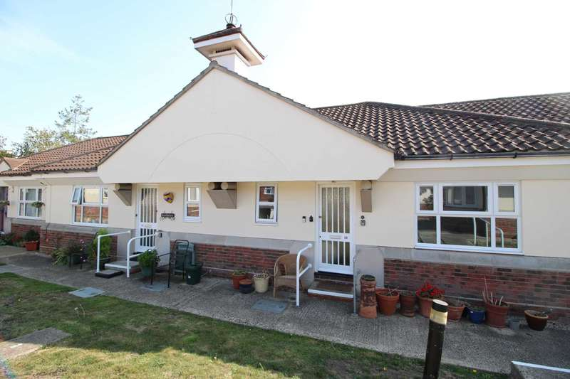 2 Bedrooms Retirement Property for sale in Guernsey Court, Maldon