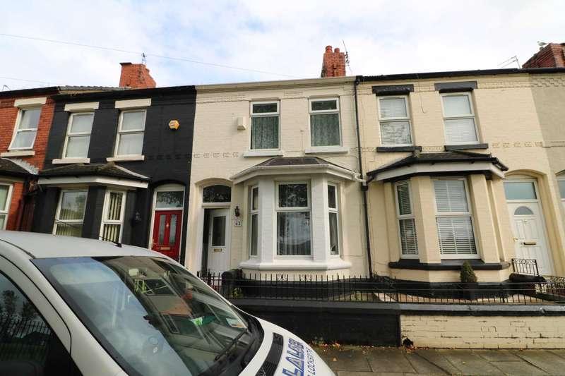 3 Bedrooms House for rent in Garnett Avenue, Liverpool