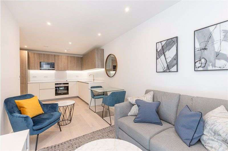 2 Bedrooms Property for sale in The Atelier, 51 Sinclair Road, West Kensington