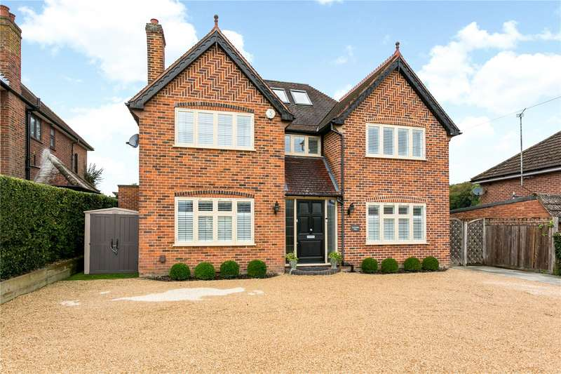 4 Bedrooms Detached House for sale in Mill Lane, Chalfont St. Giles, Buckinghamshire, HP8