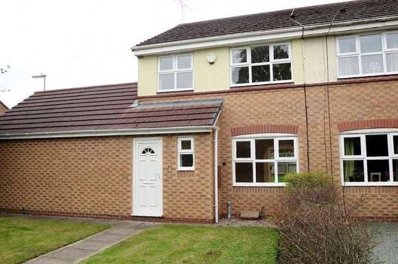 3 Bedrooms Semi Detached House for rent in Hainer Close, Stafford, Staffordshire