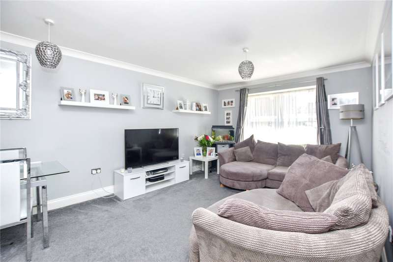 2 Bedrooms Flat for sale in Pinewood Place, Bexley Park, Dartford, Kent, DA2