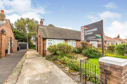 2 Bedrooms Bungalow for sale in North Drive, Thornton-Cleveleys, Lancashire, ., FY5