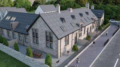 2 Bedrooms Flat for sale in The Primary, Gartshore Road, Kirkintilloch, Glasgow