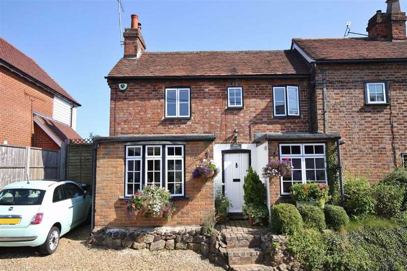 2 Bedrooms Semi Detached House for sale in St Mary's Platt, Kent