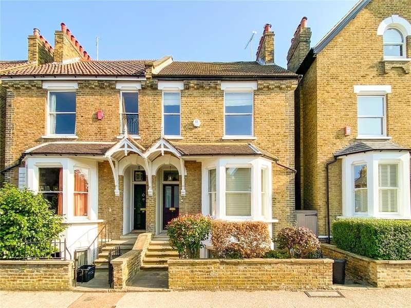 4 Bedrooms Semi Detached House for sale in Park Road, East Twickenham, TW1
