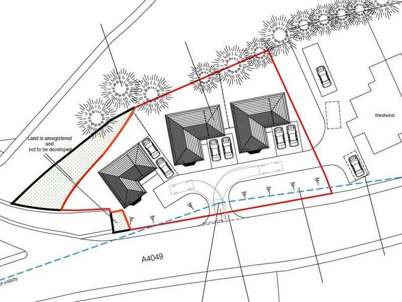 4 Bedrooms Land Commercial for sale in Westwind, Gellihaf, Blackwood