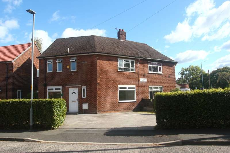 3 Bedrooms Semi Detached House for sale in Southwick Road, Manchester, Greater Manchester, M23