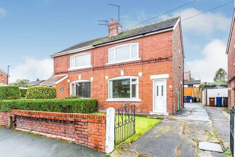3 Bedrooms Semi Detached House for sale in Windsor Road, Walton-le-Dale, Preston, Lancashire, PR5