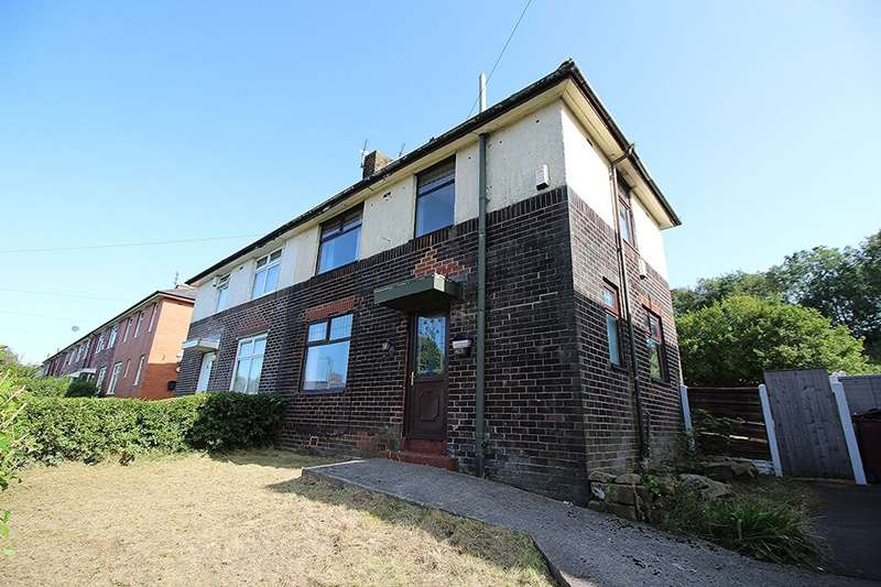 2 Bedrooms Semi Detached House for sale in Laxey Road, Blackburn, BB2