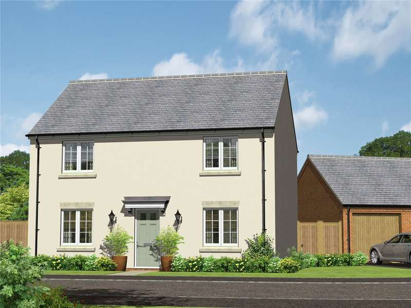4 Bedrooms Detached House for sale in Great Mead, Yeovil, Somerset, BA21