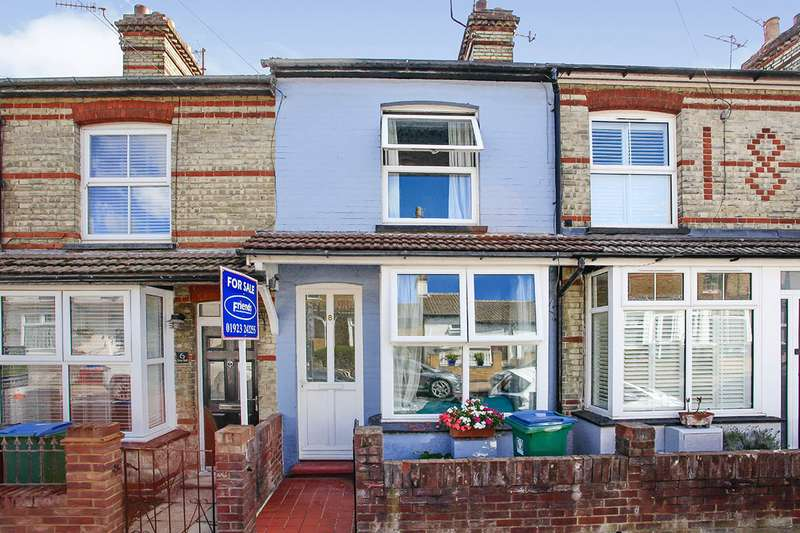 2 Bedrooms House for sale in Grover Road, Watford, Hertfordshire, WD19