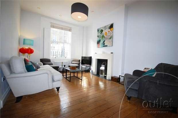 2 Bedrooms Flat for rent in Acton Street, Bloomsbury, London