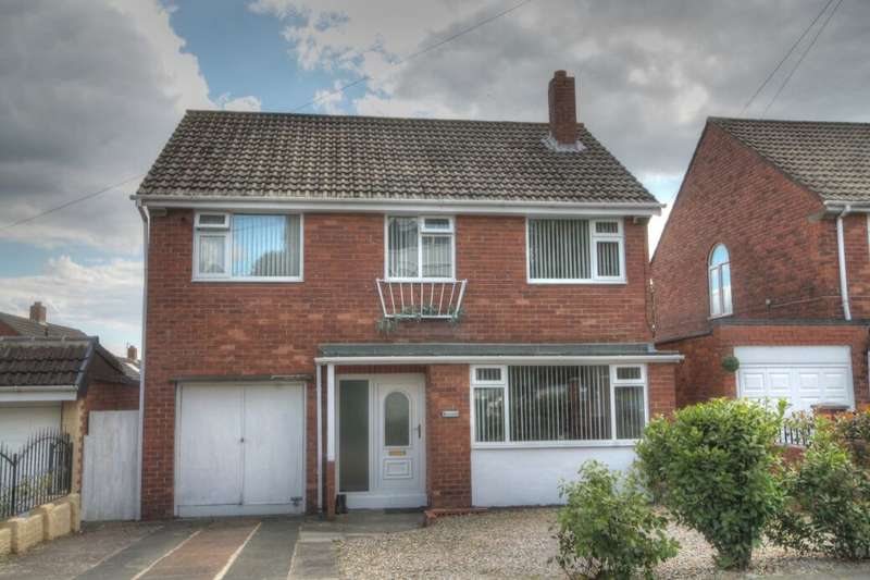 4 Bedrooms Detached House for sale in Woodlands, Throckley, Newcastle Upon Tyne, NE15