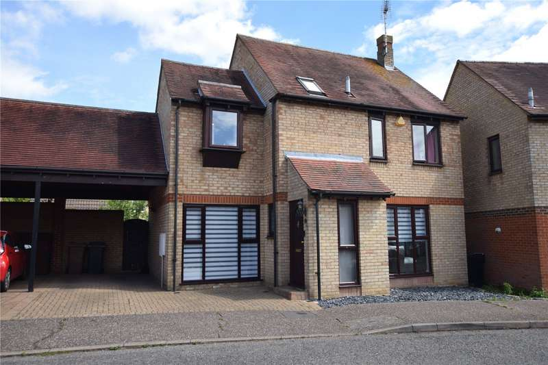 4 Bedrooms Detached House for sale in Gandalfs Ride, South Woodham Ferrers, Chelmsford, Essex, CM3