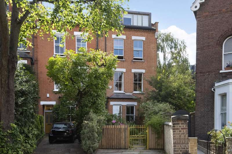 6 Bedrooms End Of Terrace House for sale in Rudall Crescent, Hampstead Village, London, NW3