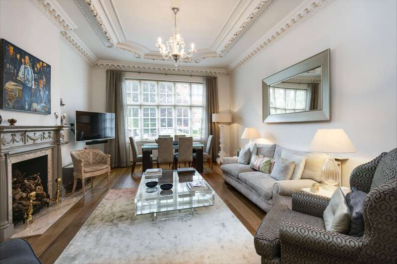 3 Bedrooms Flat for sale in Eton Avenue, Belsize Park, London, NW3