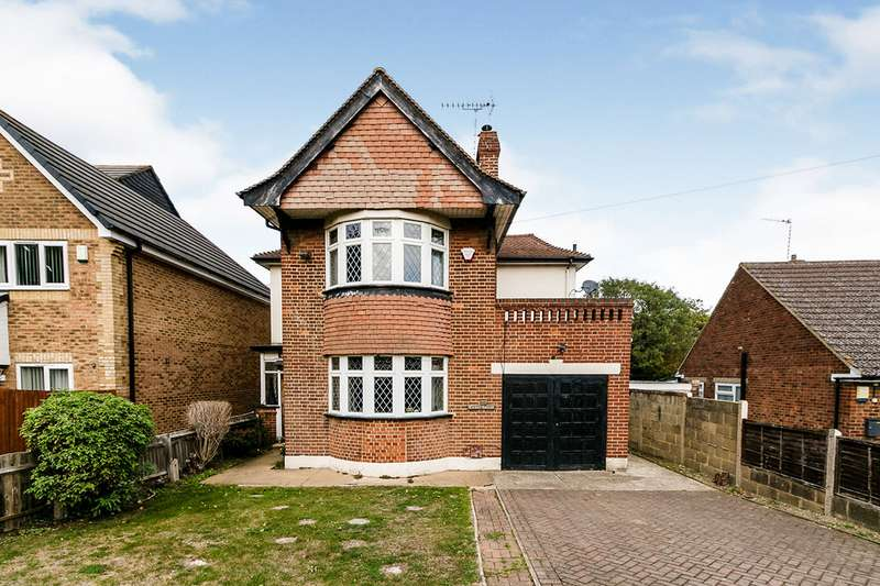 4 Bedrooms Detached House for sale in Hedge Place Road, Greenhithe, Kent, DA9