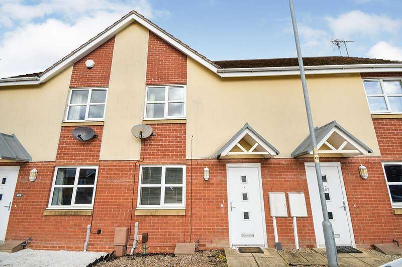 2 Bedrooms House for sale in Dunkirk Road, Lincoln, Lincolnshire, LN1