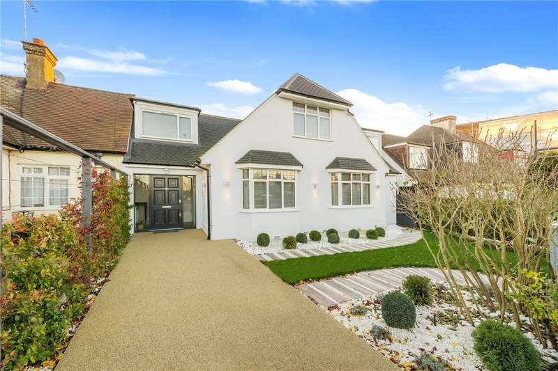 5 Bedrooms Semi Detached House for sale in Purley Avenue, London, NW2