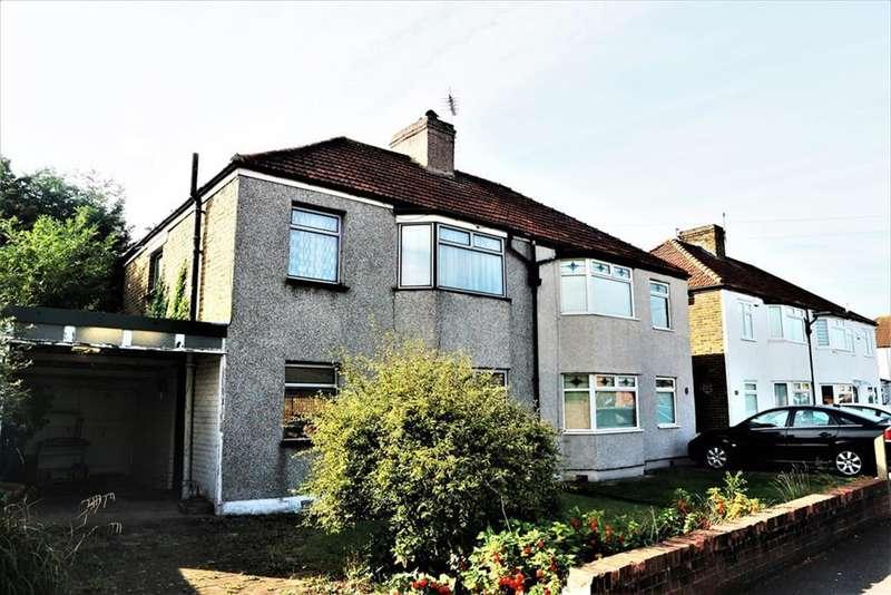 4 Bedrooms Semi Detached House for sale in Westbrooke Road , Welling, Kent, DA16 1PR