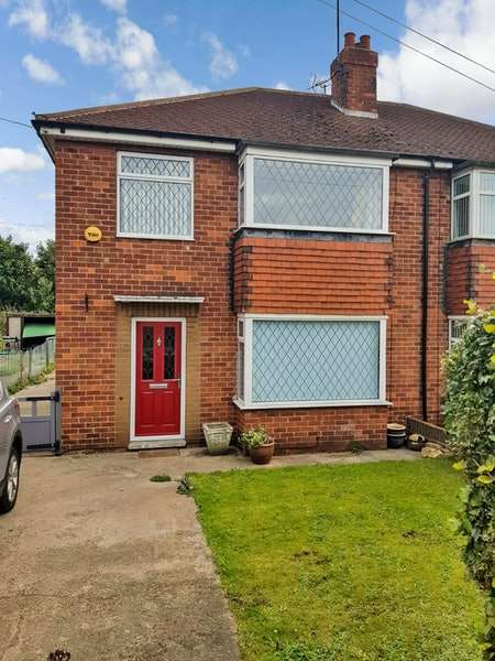 3 Bedrooms Semi Detached House for sale in Sprotbrough Road, Doncaster, South Yorkshire, DN5