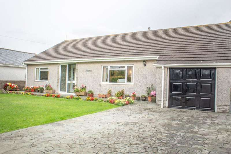3 Bedrooms Detached Bungalow for sale in Hawthorn, North Lane, HAVERIGG