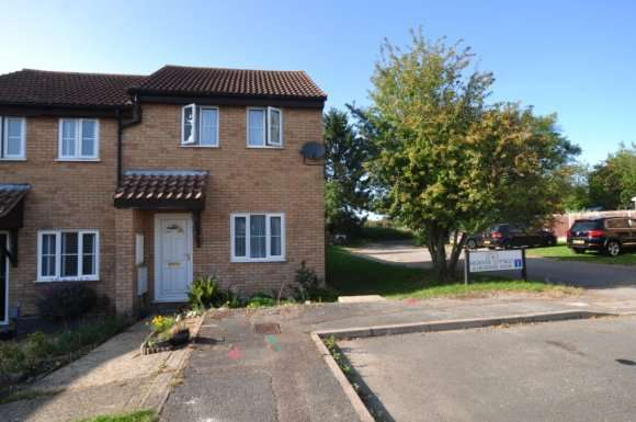 2 Bedrooms Terraced House for rent in Highover Way , Hitchin, SG4