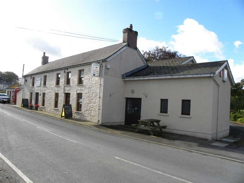7 Bedrooms Detached House for sale in Glanyrafon Arms, Talgarreg, Llandysul