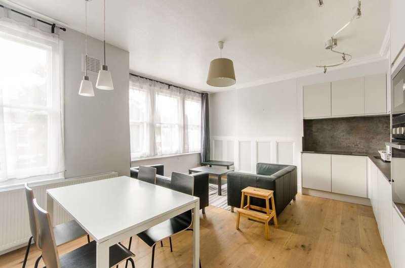 2 Bedrooms Flat for rent in Cedar Road, Gladstone Park, NW2