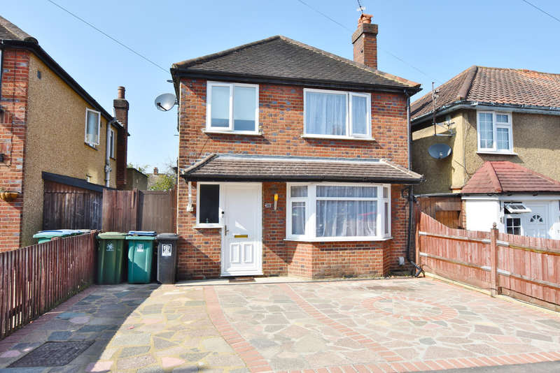 3 Bedrooms Detached House for sale in Bushey Mill Crescent, Watford
